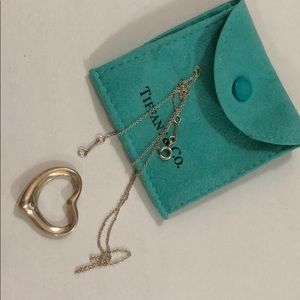 Tiffany.Co Elsa Peretti Open Heart